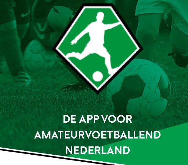 Pasfoto wijzigen in Voetbal.nl app