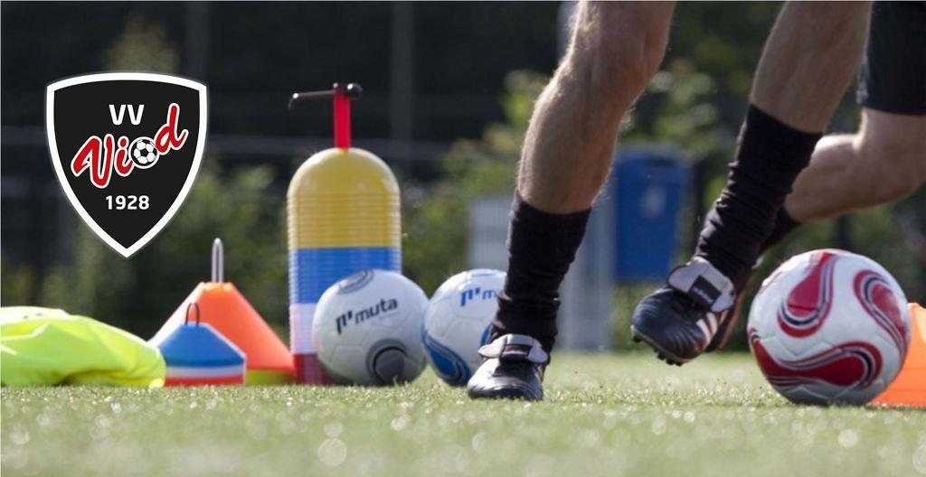 Teamtassen seizoen 2021-2022, verkoop VIOD sokken en ruilen presentatiepakken