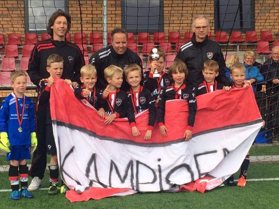 Rudi Vonk 3 jaar hoofdtrainer VIOD