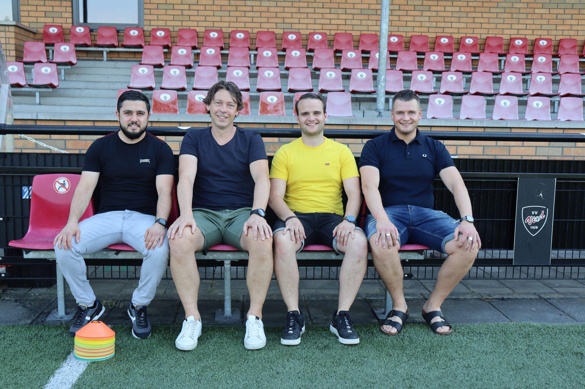 Even voorstellen: de trainers van VIOD 1 en 2 in het seizoen 2021-2022
