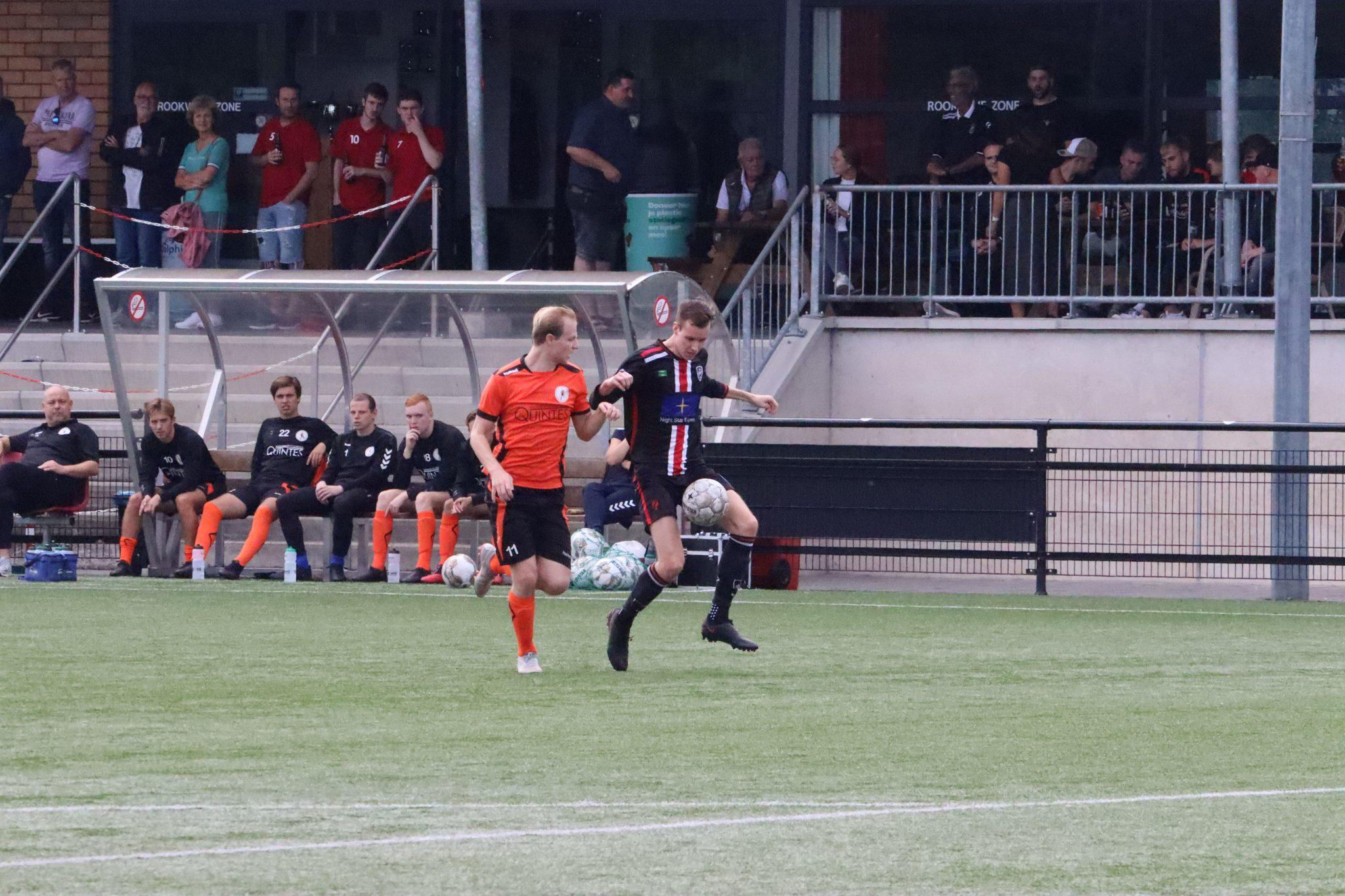 Gedisciplineerd VIOD 1 speelt gelijk tegen De Bataven (0-0)
