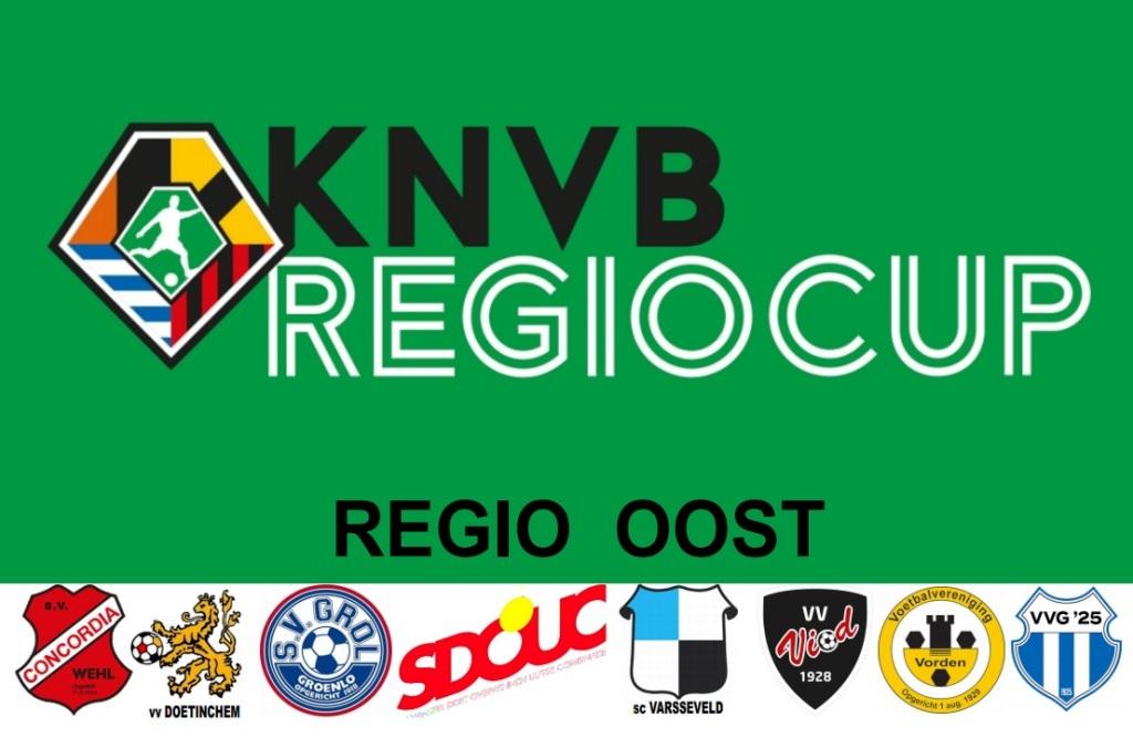 REGIO CUP: Voetbalclubs komen in actie met alternatief toernooi