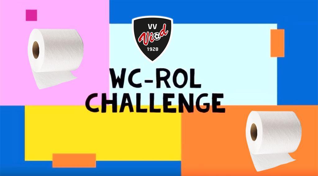 De VIOD WC-Rol Challenge